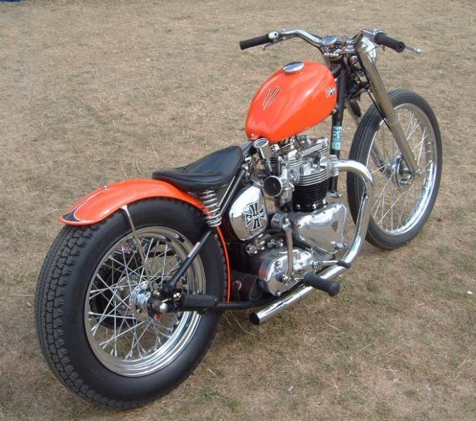 G Amp M Choppers Triumph Bobber Samples